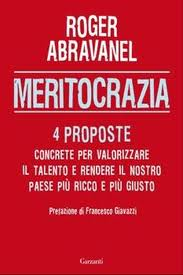 Cover of 'Meritocrazia'