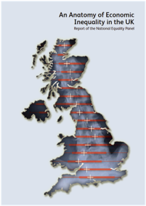 Cover of the National Equality Panel report