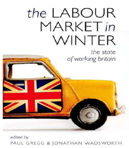 Cover of the Labour Market in Winter