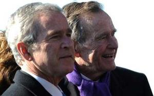 Bush Junior & Senior