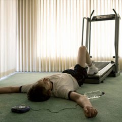 Pain on a treadmill