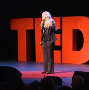 Zoologist Emma Teeling Speaking at TED-x