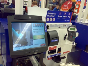 Tesco Self-Service